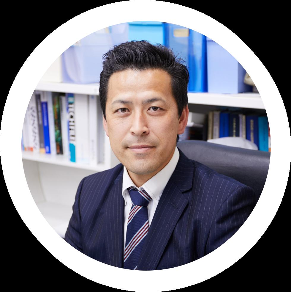 代表取締役社長 松田 茂樹